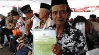 Jokowi Serahkan 8.617 Hektare Hutan Jabar Dipakai 5.459 Petani